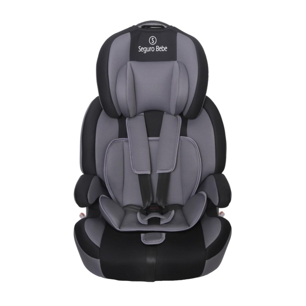 9cce45abda1 Seguro Bebe Bravo Isofix Group 1 2 3 Child Car Seat - Grey on Black ...