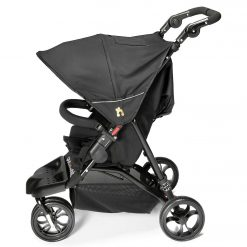 Out N About Little Nipper Single - Jet Black