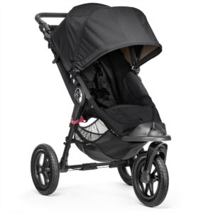 Baby Jogger City Elite Stroller - Black