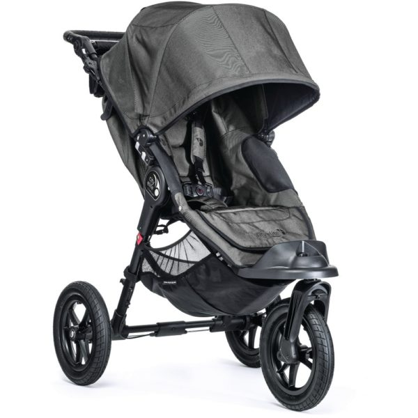 Baby Jogger City Elite Stroller - Charcoal Denim
