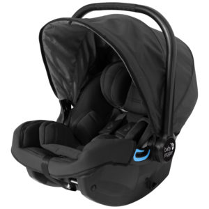 Baby Jogger City Go i-Size Car Seat - Black