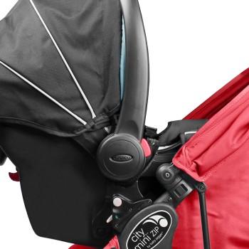 Baby Jogger City Mini Zip Adaptors for Graco Click Connect