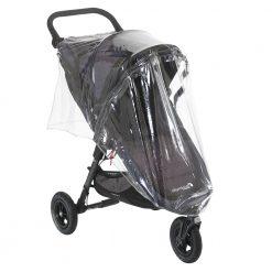 Baby Jogger City Mini gt Single Raincover
