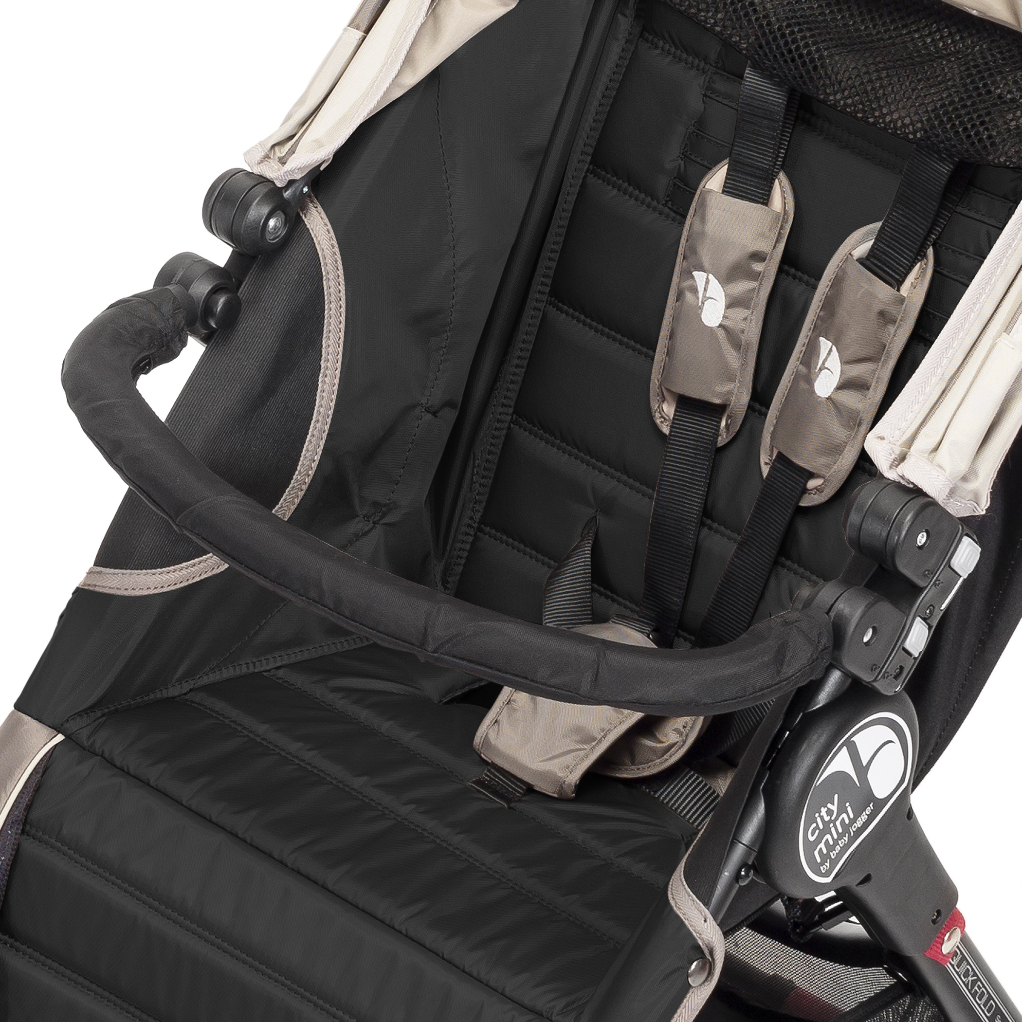 Baby Jogger Summit X3 Travel System Package Black Baby