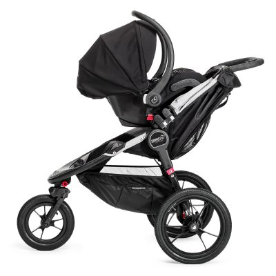 Baby Jogger Summit X3 - Black 5
