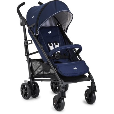 Joie Brisk LX Stroller Midnight Navy plus Accessories