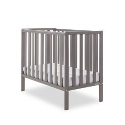 Obaby Bantam Space Saver Cot - Taupe Grey