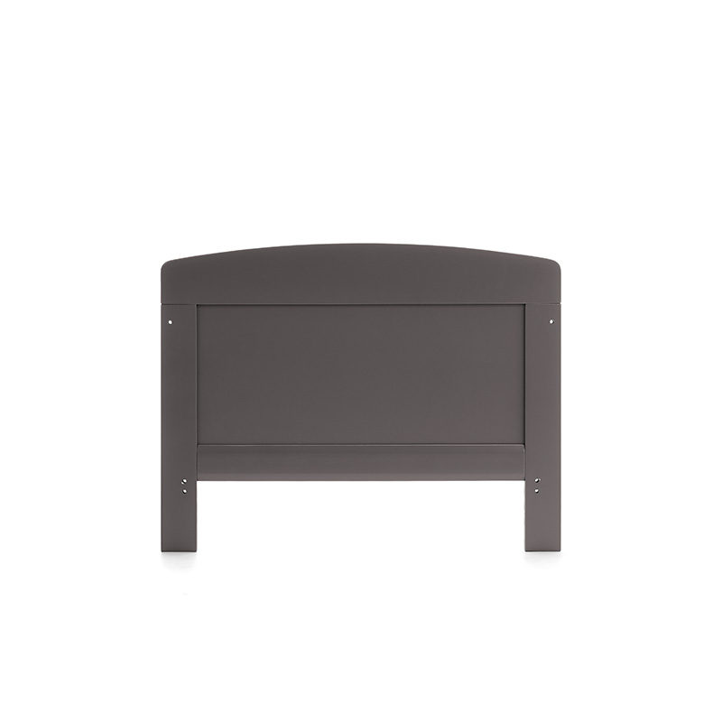 Obaby Grace Cot Bed - Taupe Grey 4