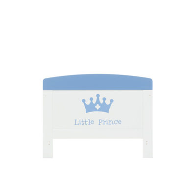 Obaby Grace Inspire Cot Bed - Little Prince 4