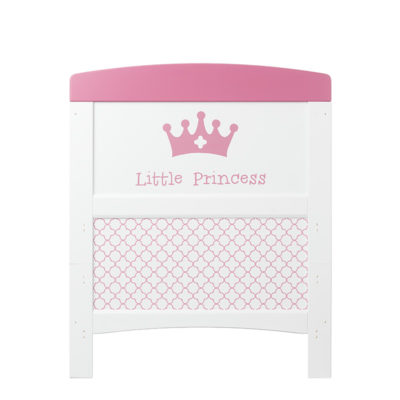 Obaby Grace Inspire Cot Bed - Little Princess 3
