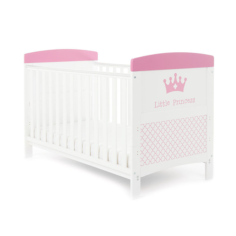 Obaby Grace Inspire Cot Bed - Little Princess