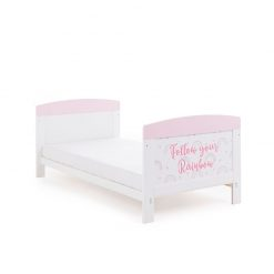 Obaby Grace Inspire Cot Bed - Rainbow 5