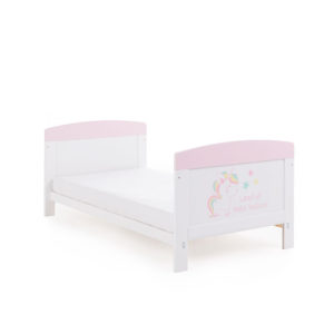 Obaby Grace Inspire Cot Bed - Unicorn 5