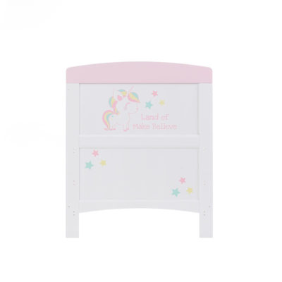 Obaby Grace Inspire Cot Bed - Unicorn 7