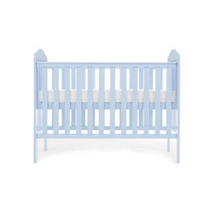 Obaby Ludlow Cot - Bonbon Blue 2