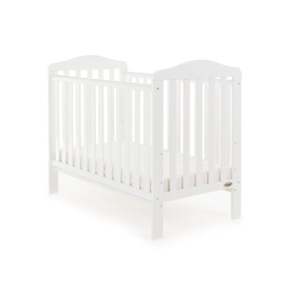 Obaby Ludlow Cot - White