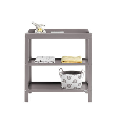 Obaby Open Changing Unit - Taupe Grey 2