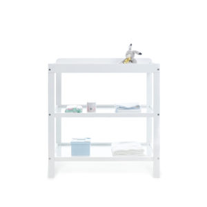 Obaby Open Changing Unit - White 2