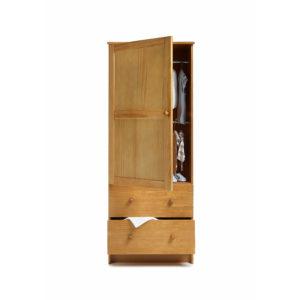 Obaby Single Wardrobe - Country Pine 2
