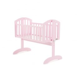 Obaby Sophie Swinging Crib - Eton Mess