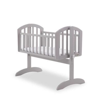 Obaby Sophie Swining Crib - Warm Grey
