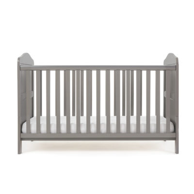 Obaby Whitby Cot Bed - Taupe Grey 3