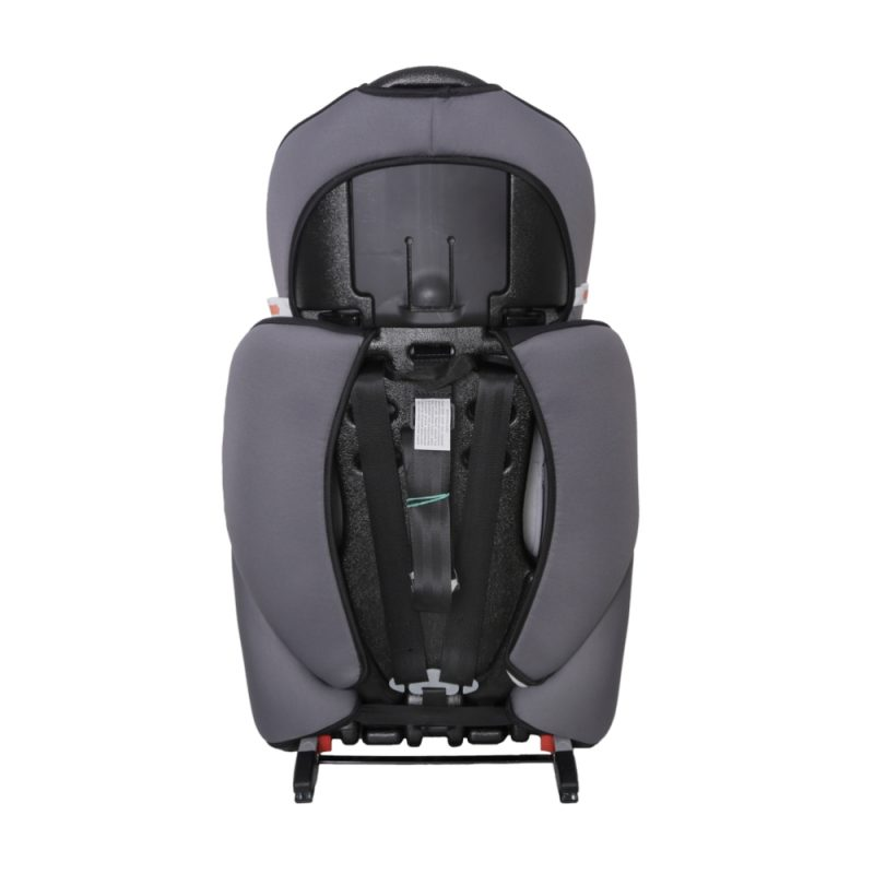 Seguro Bebe Bravo Isofix Grey on Black 4