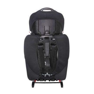 Seguro Bebe Bravo Isofix Pure Black 4