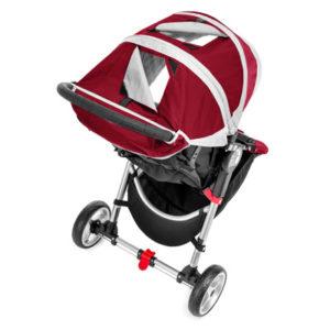 baby jogger city mini crimson 4
