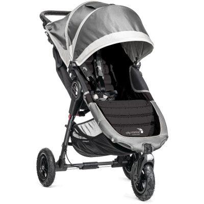 baby jogger city mini gt steel grey
