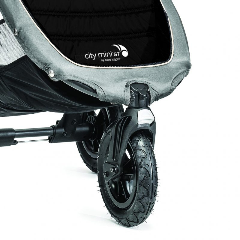 baby jogger city mini gt steel grey 2