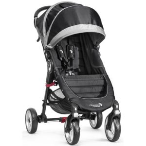 baby jogger city mini single 4 wheel black