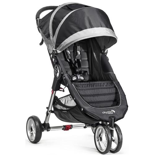 baby jogger city mini single black