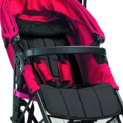 baby jogger city mini zip adjustable belly bar