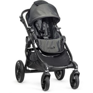 baby jogger city select charcoal denim