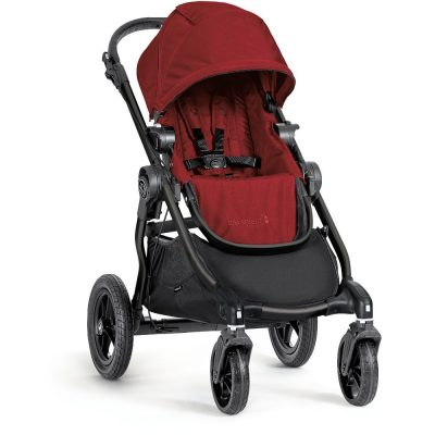 baby jogger city select stroller garnet