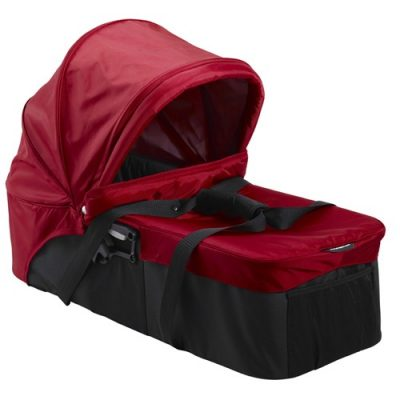 baby jogger compact carrycot crimson