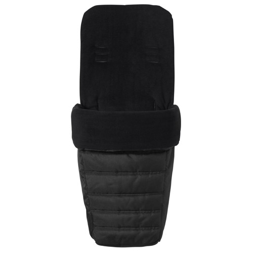 baby jogger multi fit footmuff black