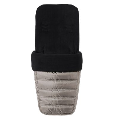 baby jogger multi fit footmuff stone