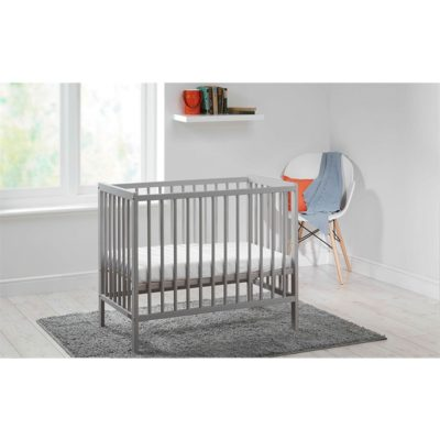 East Coast Carolina Space Saving Cot - Grey