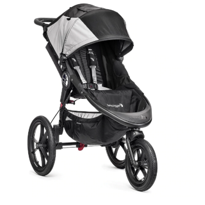 Baby Jogger Black/Grey Summit X3