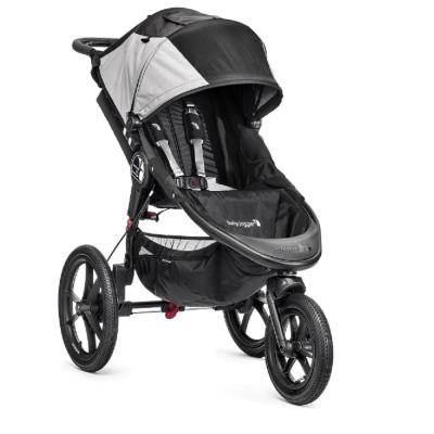 Baby Jogger Black/Grey Summit X3