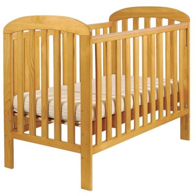 East Coast Anna Dropside Cot - Antique