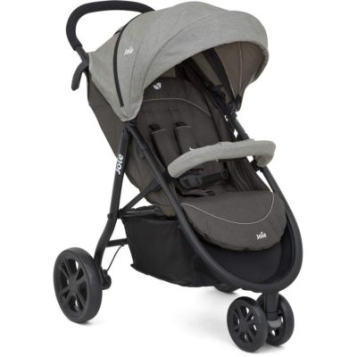 Joie Litetrax 3 Wheel Stroller Dark Pewter
