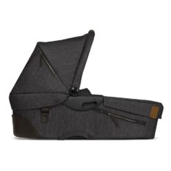 mutsy evo industrial carrycot black charcoal