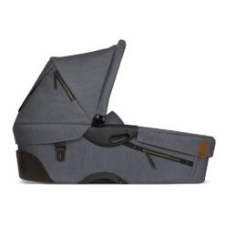 mutsy evo industrial carrycot lava grey