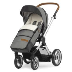 mutsy evo pushchair with footmuff