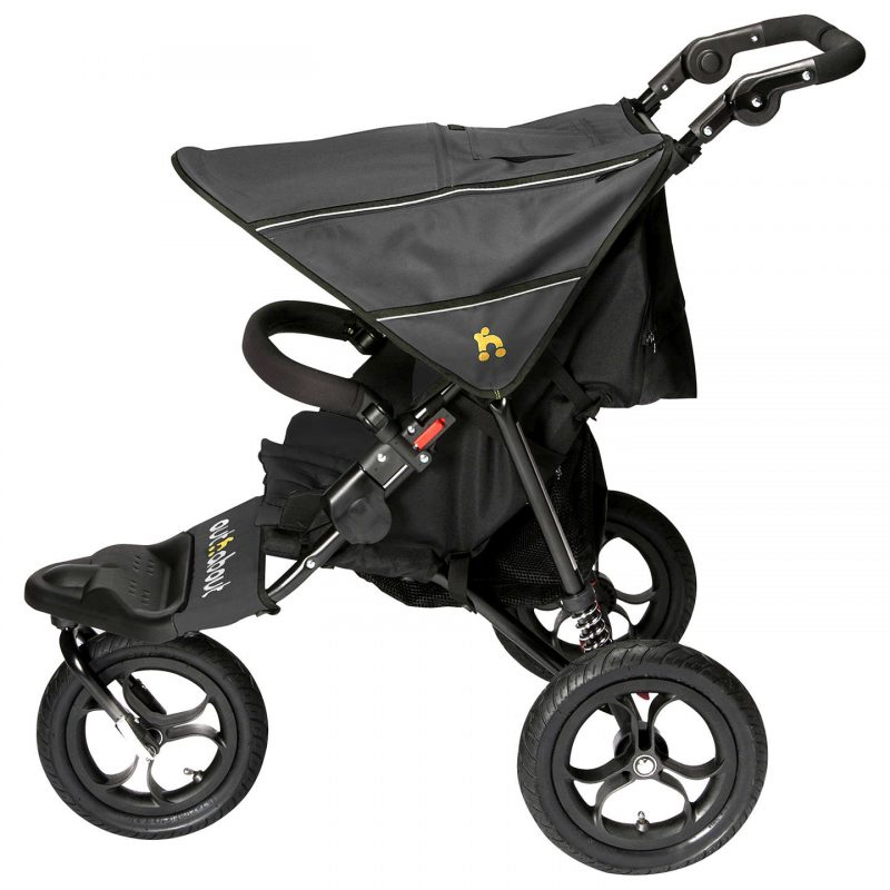 Out N About Nipper Single V4 - Raven Black