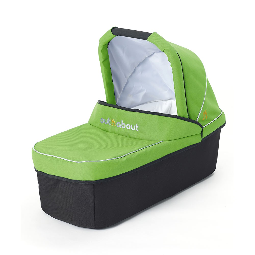 out 39 n 39 about nipper single carrycot mojito green baby. Black Bedroom Furniture Sets. Home Design Ideas