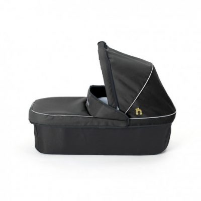 Out N About Nipper Single Carrycot - Raven Black